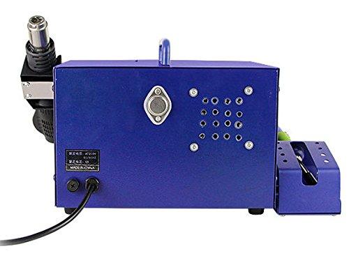 Infocoste - Estacion soldadura 5 en 1 500w baku-909s: Amazon.es: Bricolaje y herramientas