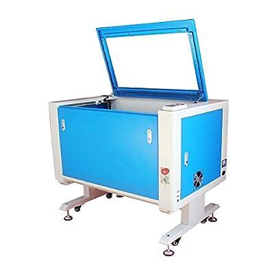 DIHORSE 50W Co2 Laser Engraving Machine Laser Cutter Printer Etching Machine Carving Tools