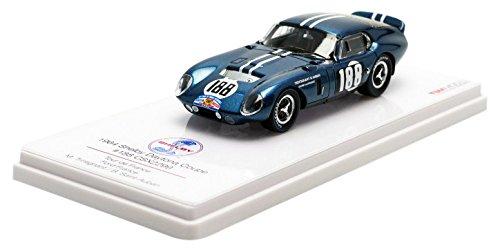 True Scale Miniaturen – tsm154353 – Shelby Daytona Schnitt – Tour de France 1964 – Maßstab 1/43 – Blau/Weiß