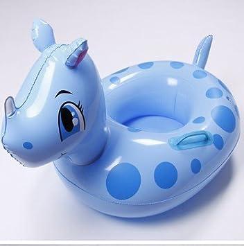 meiren bebé niño niños PVC hinchable swimming Anillo interferir ...