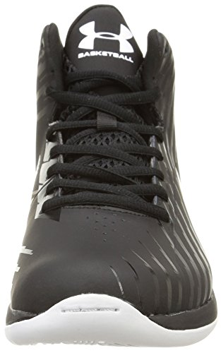 Under Armour Barn Jet Basketskor Svart