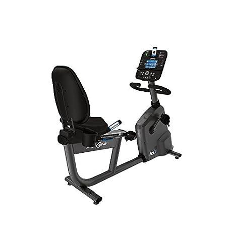 Life Fitness - bicicleta estática RS3 con consola TRACK+: Amazon ...
