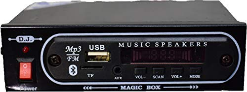 Disco Jhankar Amplifier Magic Box with No Sound: Amazon in