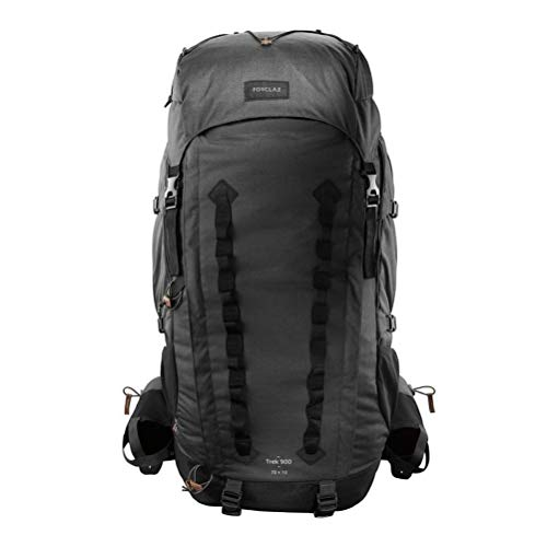 Wing Enterprises 70+10L Hiking Backpack Large Capacity Travel Backpack Waterproof Durable Bag for Climbing Camping Touring Mountaineering for All Season