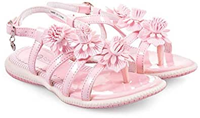 Pink Thong Sandal For Girls