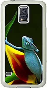 Blue Chameleon Galaxy S5 Case, Galaxy S5 Cases - Compatible With Samsung Galaxy S5 SV i9600 - Samsung Galaxy S5 Case Durable Protective Case