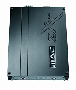 Mac Audio ZX 4500 Amplificador de coches