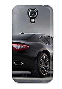 Galaxy S4 Case, Premium Protective Case With Awesome Look - Attractive Maserati Car by heywan