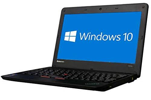 【大放出セール】 中古 HDD500GB搭載 lenovo メモリー4GB搭載 ノートパソコン ThinkPad X121e Windows10 64bit搭載 HDMI端子搭載 メモリー4GB搭載 中古 HDD500GB搭載 W-LAN搭載 B07QW726JB, BRAND7 東京:b4c3ce70 --- arianechie.dominiotemporario.com