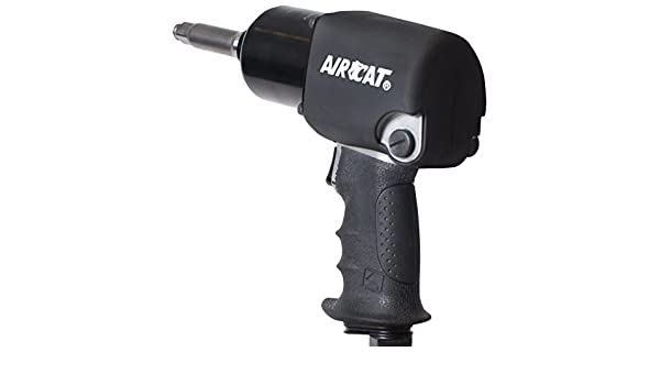 Automotive Tools & Supplies Air Tools Aircat 1 x 8 Extended Super Duty Impact Wrench 1994