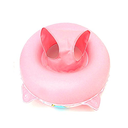 [2 Colors Animals Baby Float Inflatable Swimming Bath Pool Ring, Toddler Pre-school Learning Tools Swim Ring Baby] (Kmart Costumes For Babies)