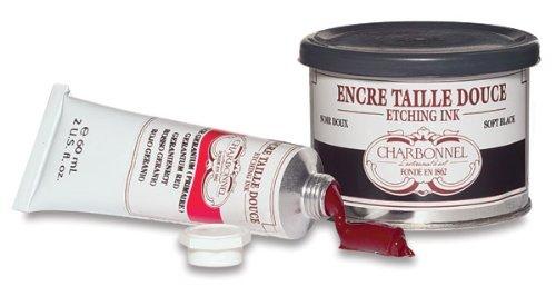 Tinta Para Gravura em Metal Charbonnel 200 ml Preto 55981 331077