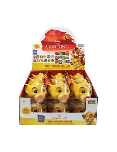 (Lion King Character Collection 10g x 18)