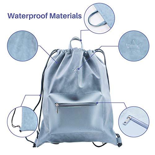 Bolsa Exclusiva Azul O Agua 48cm Portable Ip3 De Mano Resistente Huion Mochila 2 38cm Al Usos q7CIWOZxw