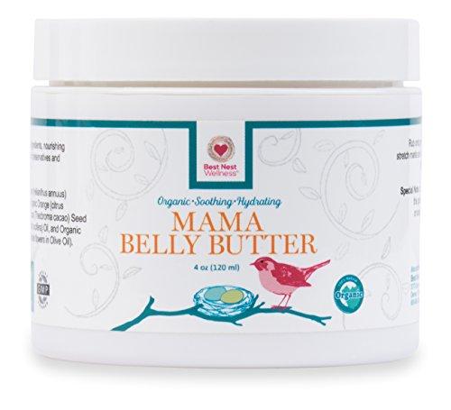 best-nest-mama-belly-butter-100-organic-stretch-mark-cream-4oz
