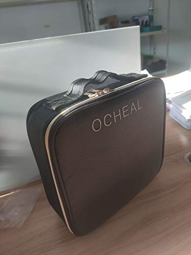 OCHEAL Travel Makeup Case Cosmetic Makeup Bag Organizer Makeup Boxes With Compartments