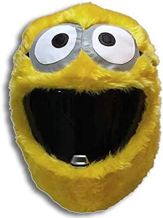 Amazon.es: Cubre Casco de Minion Dave, Funda para Casco de Moto