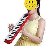 Glarry 37 Keys Melodica Musical Instrument for