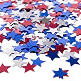 Patriotic Stars Confetti