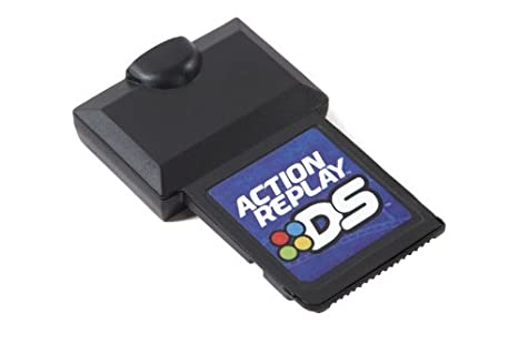 Amazon com: Datel Action Replay Cheat System (3DS/DSi XL/DSi