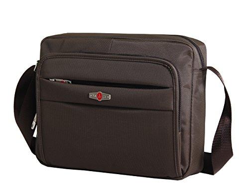 Brown Business Tablet Waterproof Tactical Bag Ipad Crossbody Messenger Shoulder Fg8qB