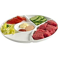 Cosy Trendy–263922–Plato a fondue redonda (24cm)