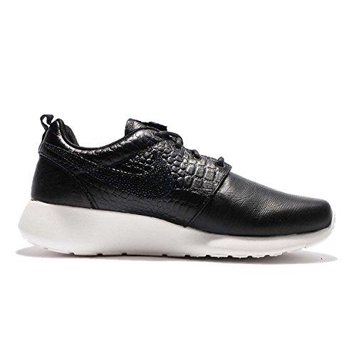 Da Uomo Nike Roshe con marchio Nero Tessile Two Calzature Scarpe Da Ginnastica Casual Nuovo con Scatola