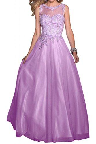 Toskana novia sueño antiadherente armlos tuell con punta noche para ropa largo novia fiesta en Ball boda morado