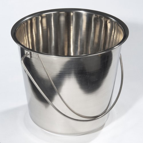 13 Qt. Stainless Steel Bucket