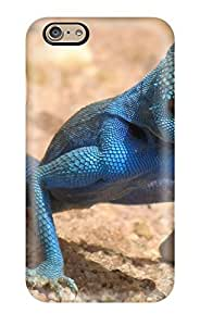 High Impact Dirt/shock Proof Case Cover For Iphone 6 (lizard Animal Other)