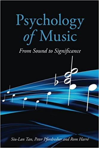 Psychology of Music From Sound to Significance