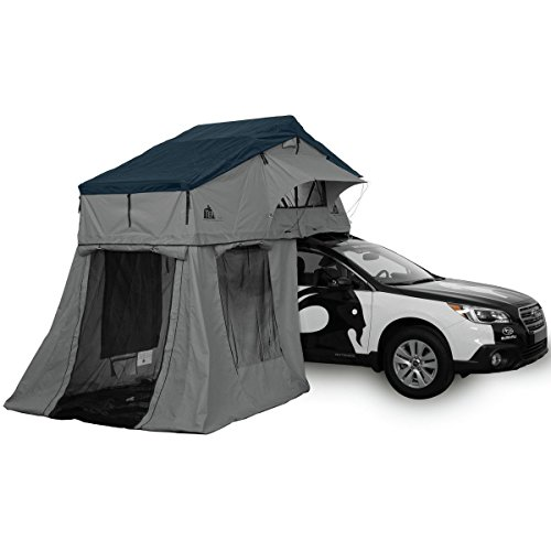 Tepui Autana Ruggedized Tent: 3-Person 4-Season Haze Grey, One Size -  Tepui Tents, 01ARG041607