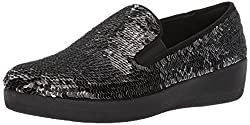 Women's Sequins Slip-on Loafer