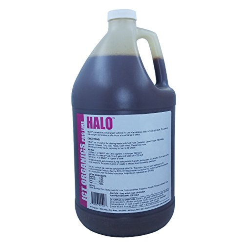 HALO Selective Post-Emergent Organic Weed Killer 1 Gallon