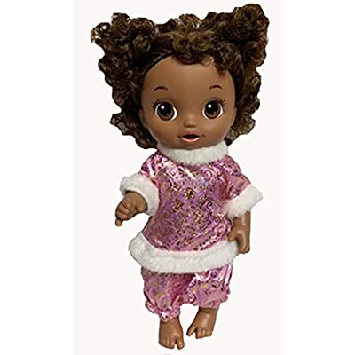 Doll Clothes Superstore Performing Doll Clothing for Little Baby Dolls and Baby Alive Dolls: Toys & Games