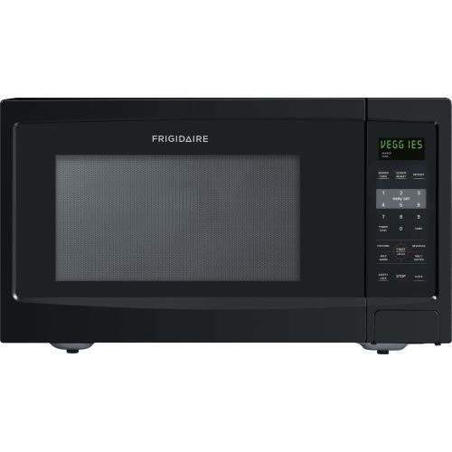 Frigidaire FFCE1638L 1.6 Cubic Foot Countertop Microwave Oven with Easy-Set Star,