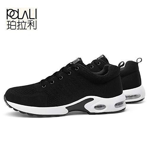 Amazon.com: DingXiong POLALI UniSneakers Shoes Men Casual Male Krasovki Fly Weave Sneakers Trainers Zapatillas Hombre Couple Big Size 35-45: Garden & ...