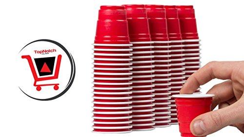 Disposable Shot Glasses Challenge Condiments product image