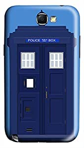Police Call Box PC Hard new galaxy note 2 case