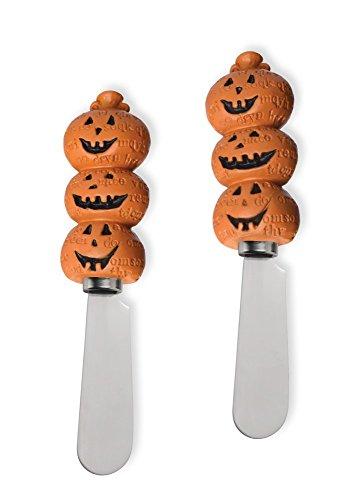 Boston International Spreader Set, Pumpkin Toss