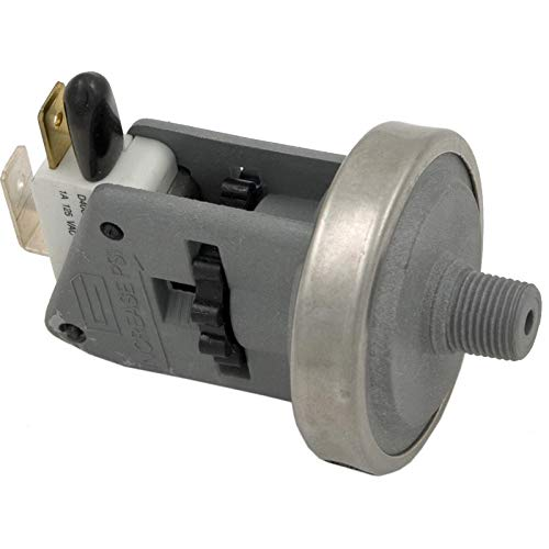 Allied Innovations Pressure Switch, Universal - 6AMP - 1/8' NPT - SPDT - 1-5 PSI - Package Universal - 6AMP - 1/8 NPT - SPDT - 1-5 PSI - Package