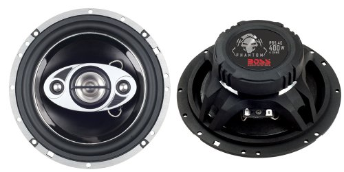 2)New Boss PC65.2C 6.5'' 500W 2-Way + 2) Boss P65.4C 6.5'' 400W 4-Way Car Speakers by BOSS Audio (Image #8)