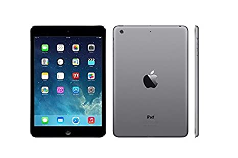 Apple iPad mini 2 32GB Gris - Tablet (Apple, A7, No compatible, Flash, 2048 x 1536 Pixeles, IPS) (Reacondicionado)