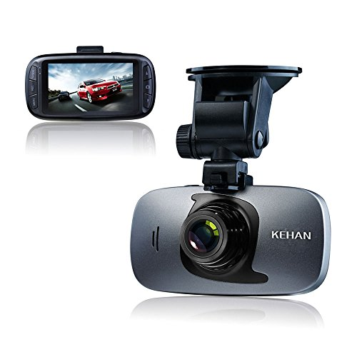 C819N 1920x1080 DashCam G SENSOR Detection product image