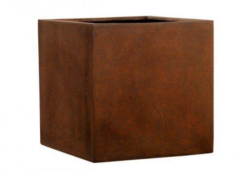 esteras® Blumenkübel Lisburn Rust 2er Set