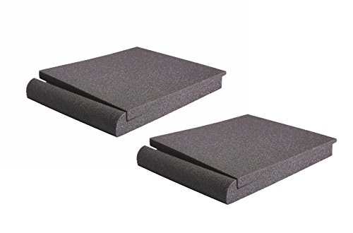 [RightChoice XL-Pro Studio Monitor Acoustic Isolation Pads, 6