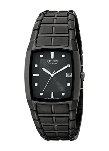 Citizen BM6555 54E Eco Drive Ion Plated Stainless