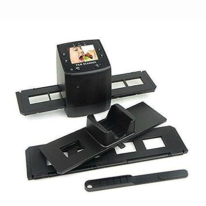 Escáner de película fotográfica, TechCode diapositivas Diapositiva ...