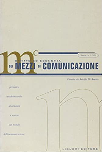 Descargar Torrent El Autor Diritto Ed Economia Dei Mezzi Di Comunicazione (2005): 3 Gratis Epub