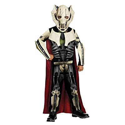 Star Wars General Grievous Costume, Small: Toys & Games
